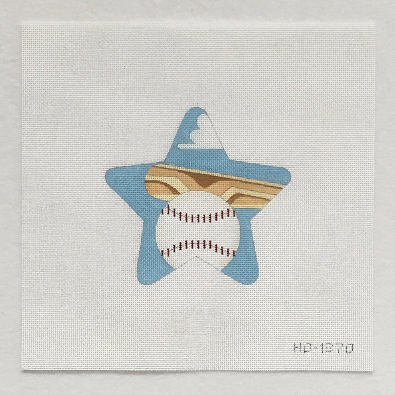 HO1370 Baseball Star
