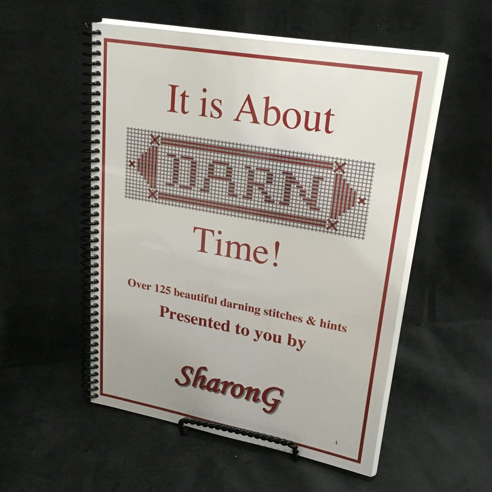 It Is About Darn Time! Book by SharonG