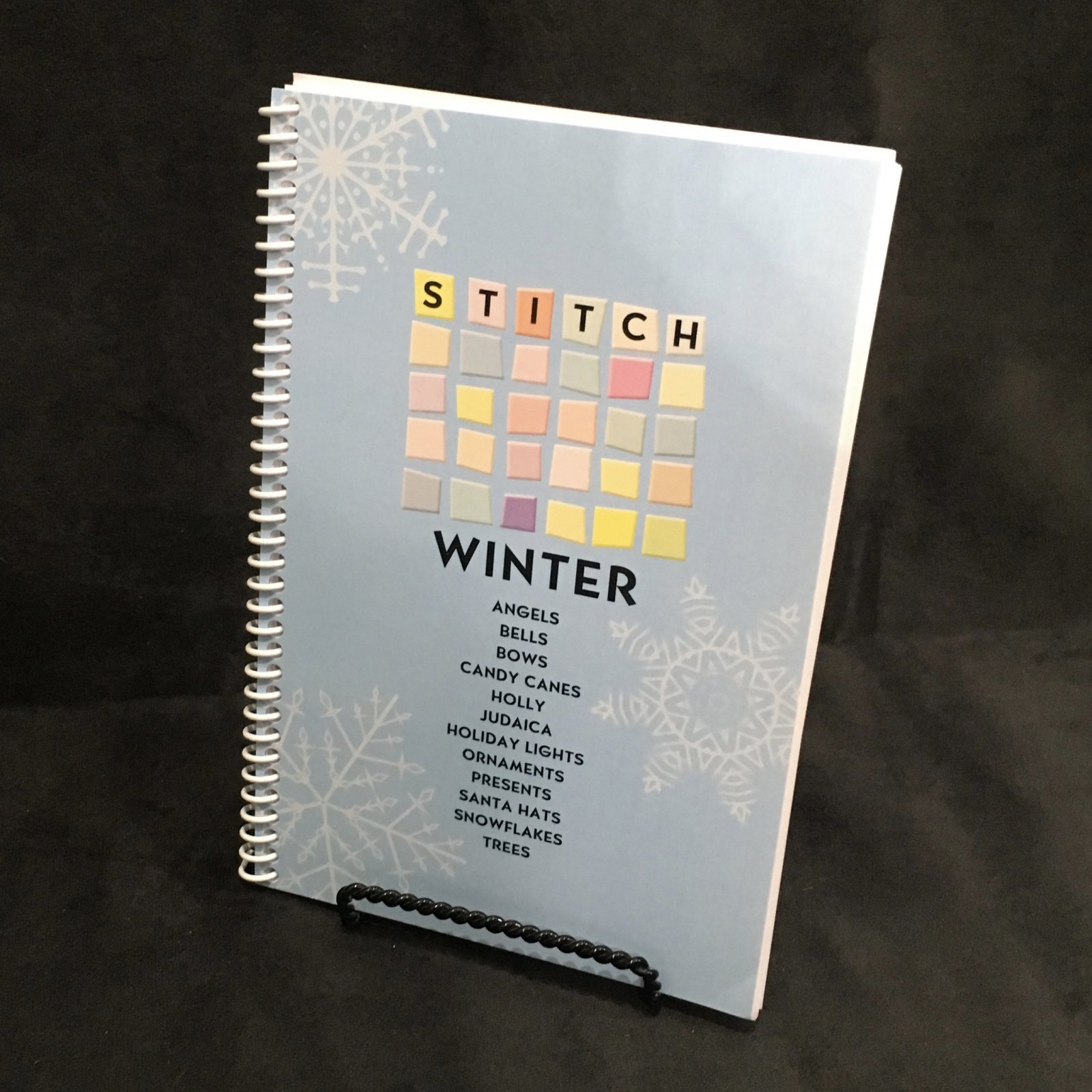 BOOK 3 Stitch Winter