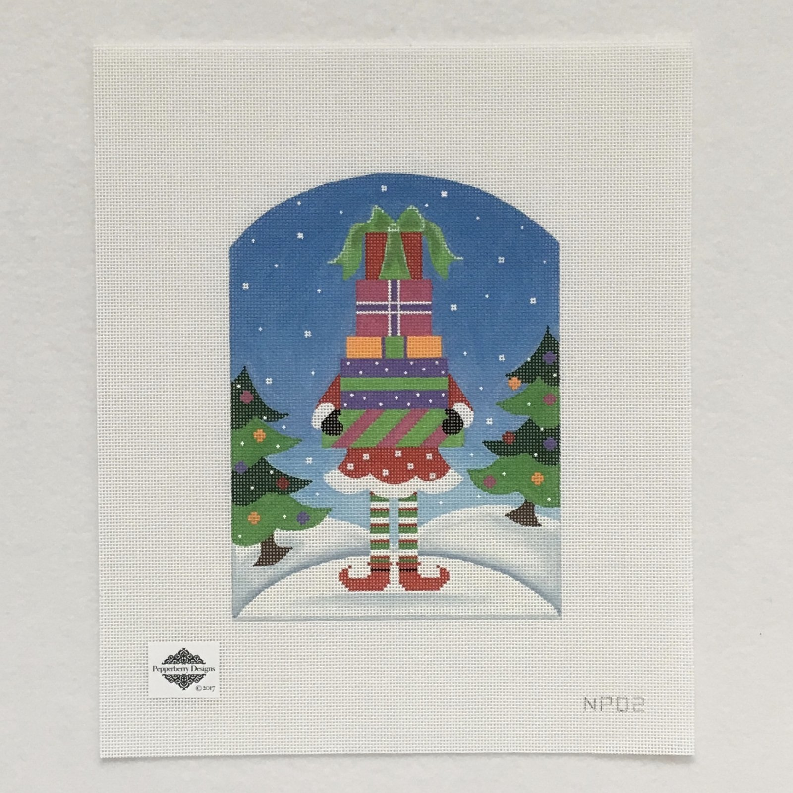 NP02 North Pole Elf