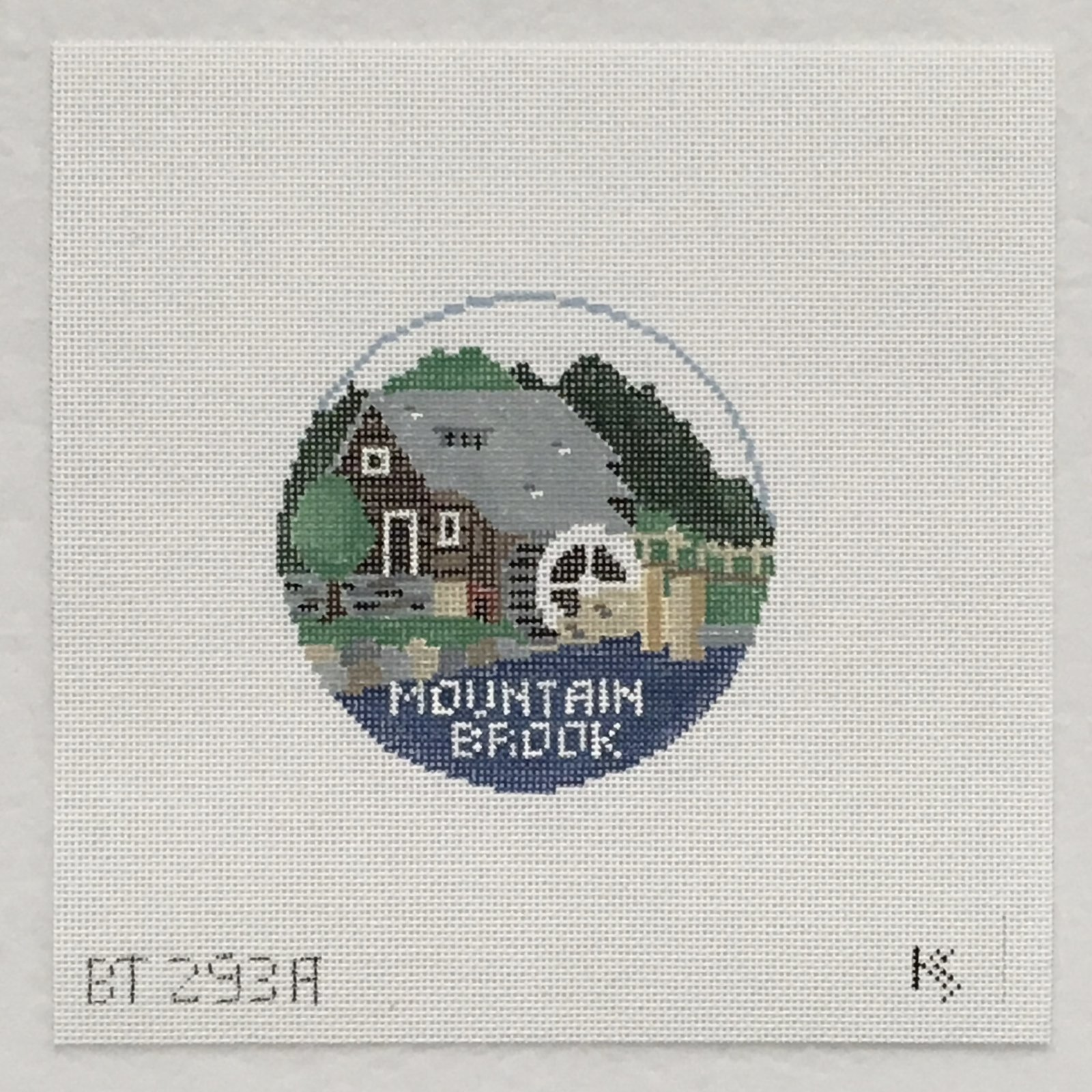 BT293A Mountain Brook Round