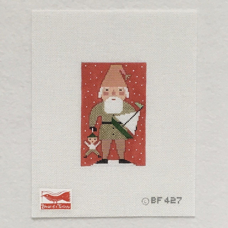 BF427 Gold Santa