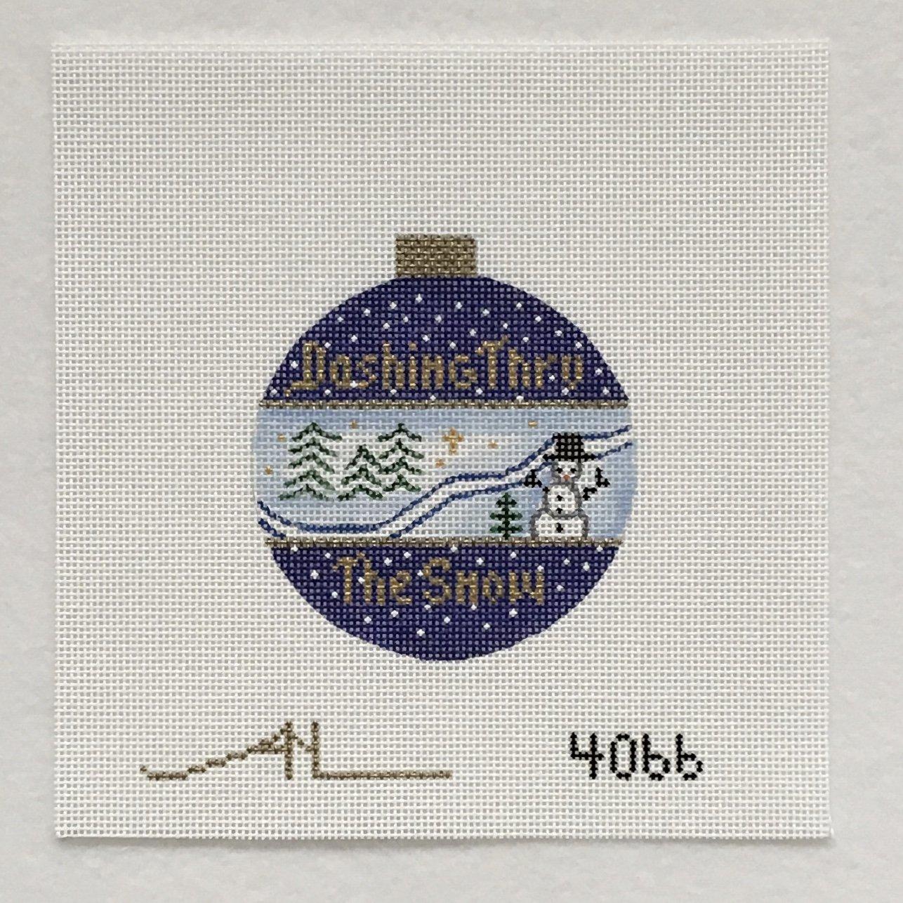 4066 Dashing Thru the Snow