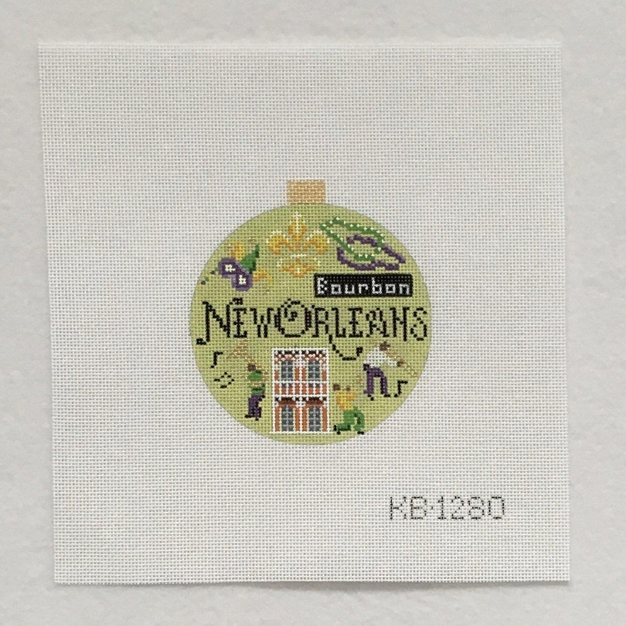 1280 New Orleans Travel Round