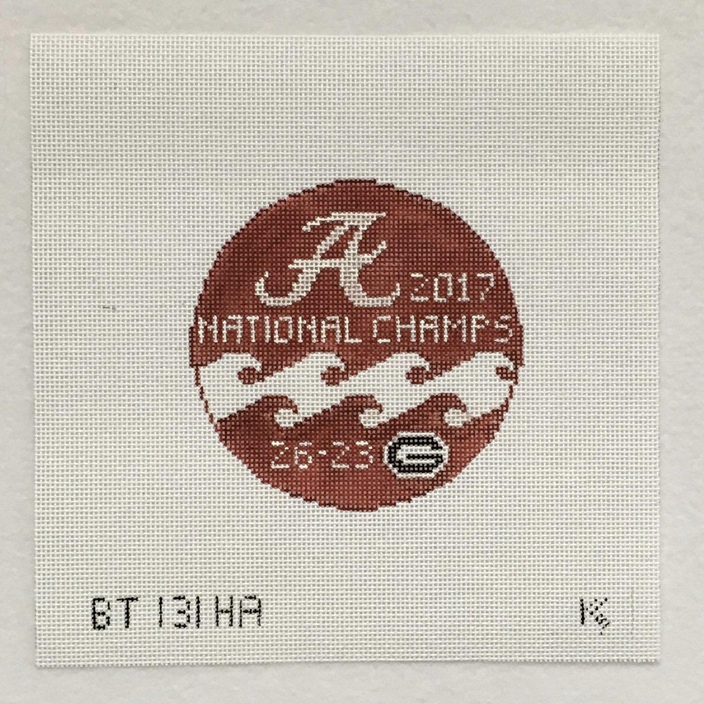 BT131HA Alabama National Champs Wave 2017