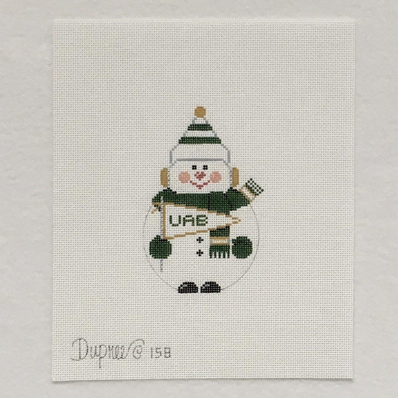 158 School Snowman UAB