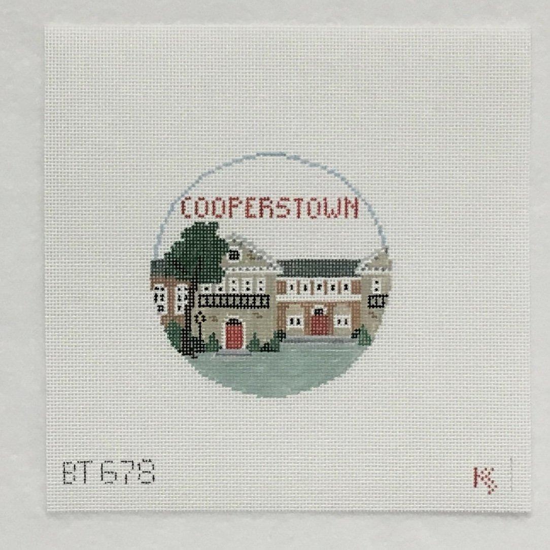 BT678 Cooperstown Round