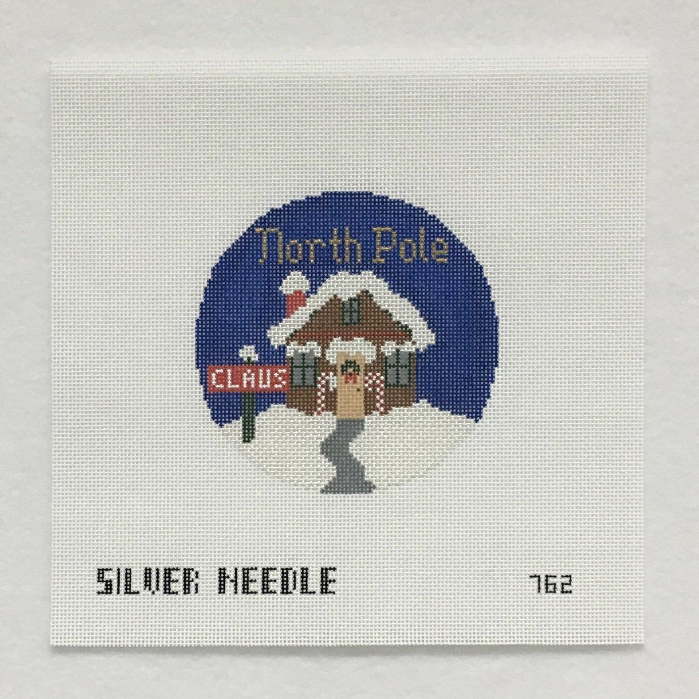 762 North Pole Ornament