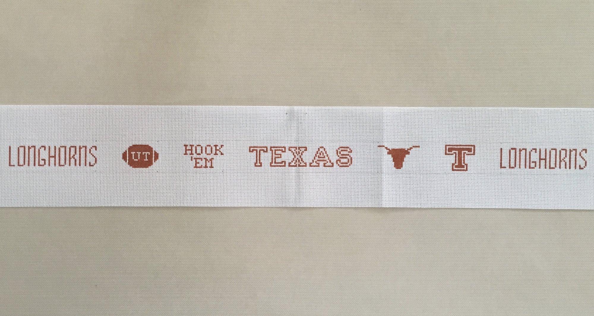 CB College Belt Texas Longhorns