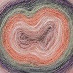 Angora Luks Color-#1915 Rosewood Mix