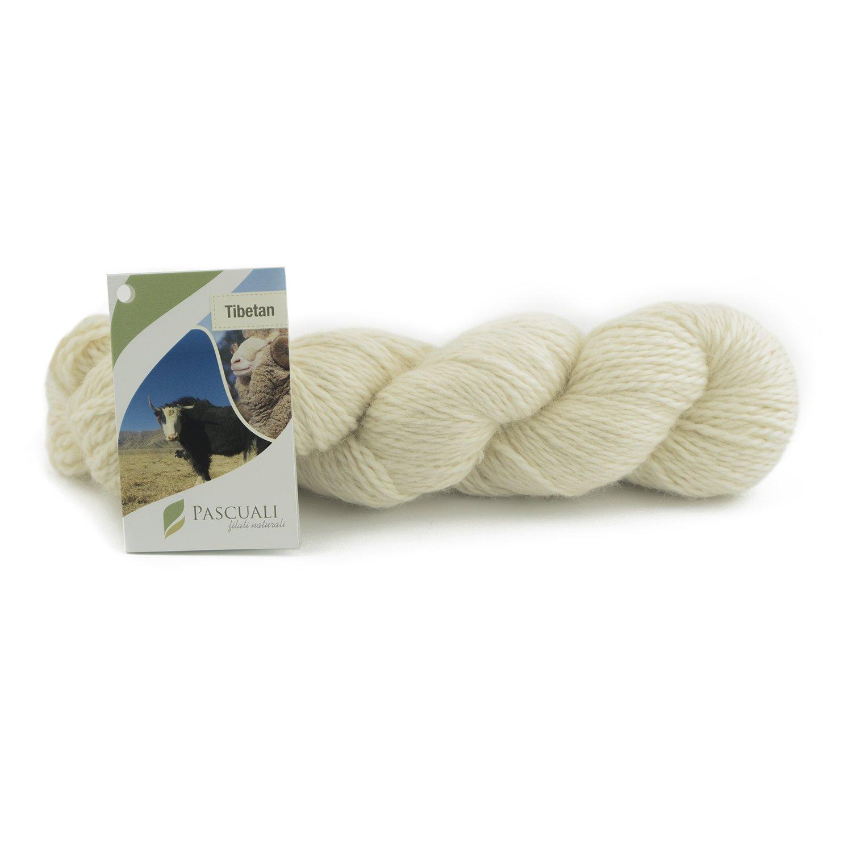 Tibetan-#100 Natural White