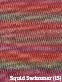 :Brisbane #07: superwash wool yarn Doubleline Fusilier Queensland Collection
