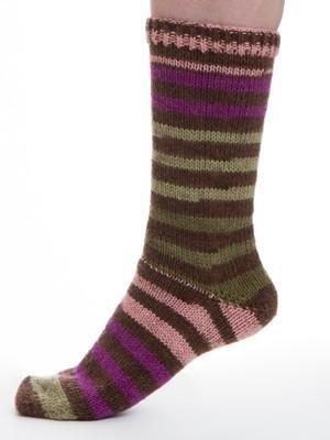 Aurora-#665 Brown,Fuchsia,Pink,Green