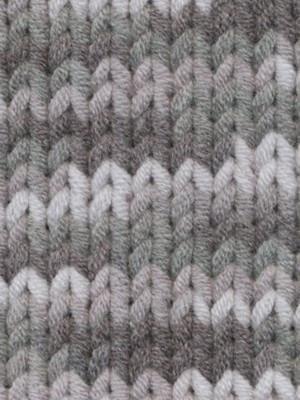 Softcotton Chunky Prints - #207 Silver Grey Chambray