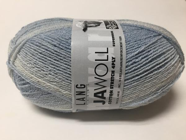 Jawoll Cotton Stretch 4-Ply-#906-21