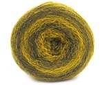 Gomitolo 200 Degrade'-#306 Yellow Degrade'