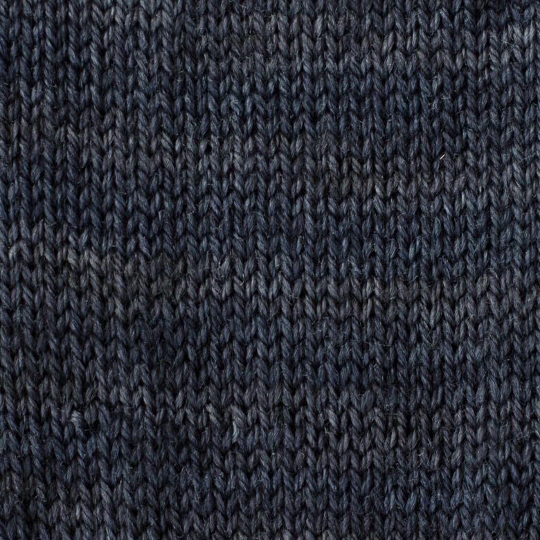 Superwash Worsted-Charcoal