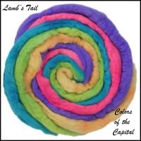 Lamb's Tail - In a Nutshell: Colors of the Capital