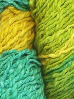 Arco Iris - #01 Green Yellow Sea Foam