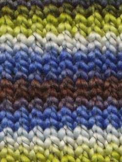 Maypole-#012 Green, Blue, Brown