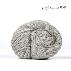 Scout-#058 Gray Heather