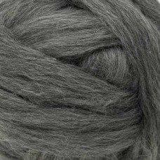 Grey Gotland Wool Top