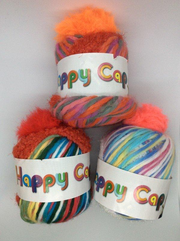 Happy Cap Kit - #6 Orange/Red