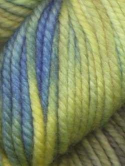 Lace Merino Aran - #1001 Limelight/Juniper