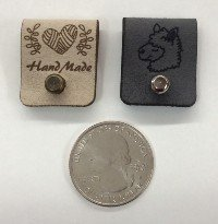 Leather Tags-Set of 2