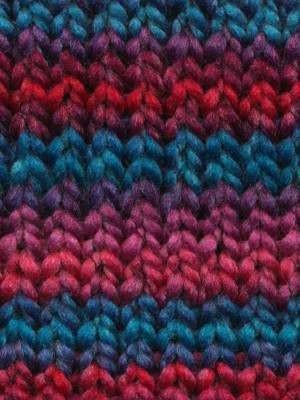 Maypole-#025 Bright Blue, Purple, Red