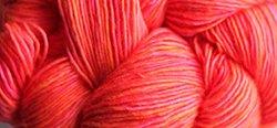 Unicorn Tails-#299 Neon Peach