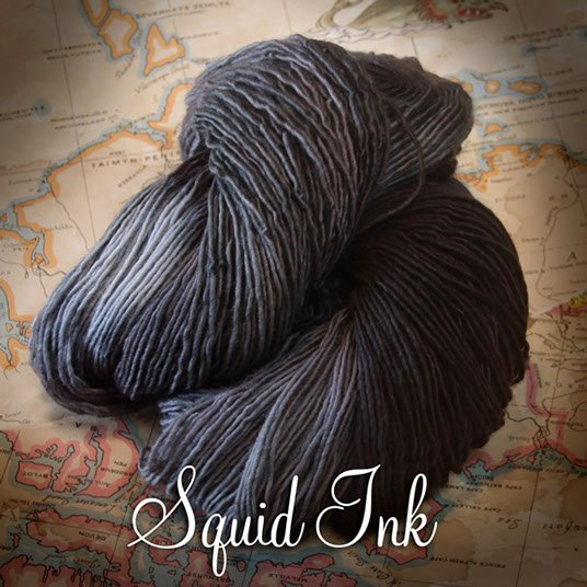 Hat Box-Squid Ink