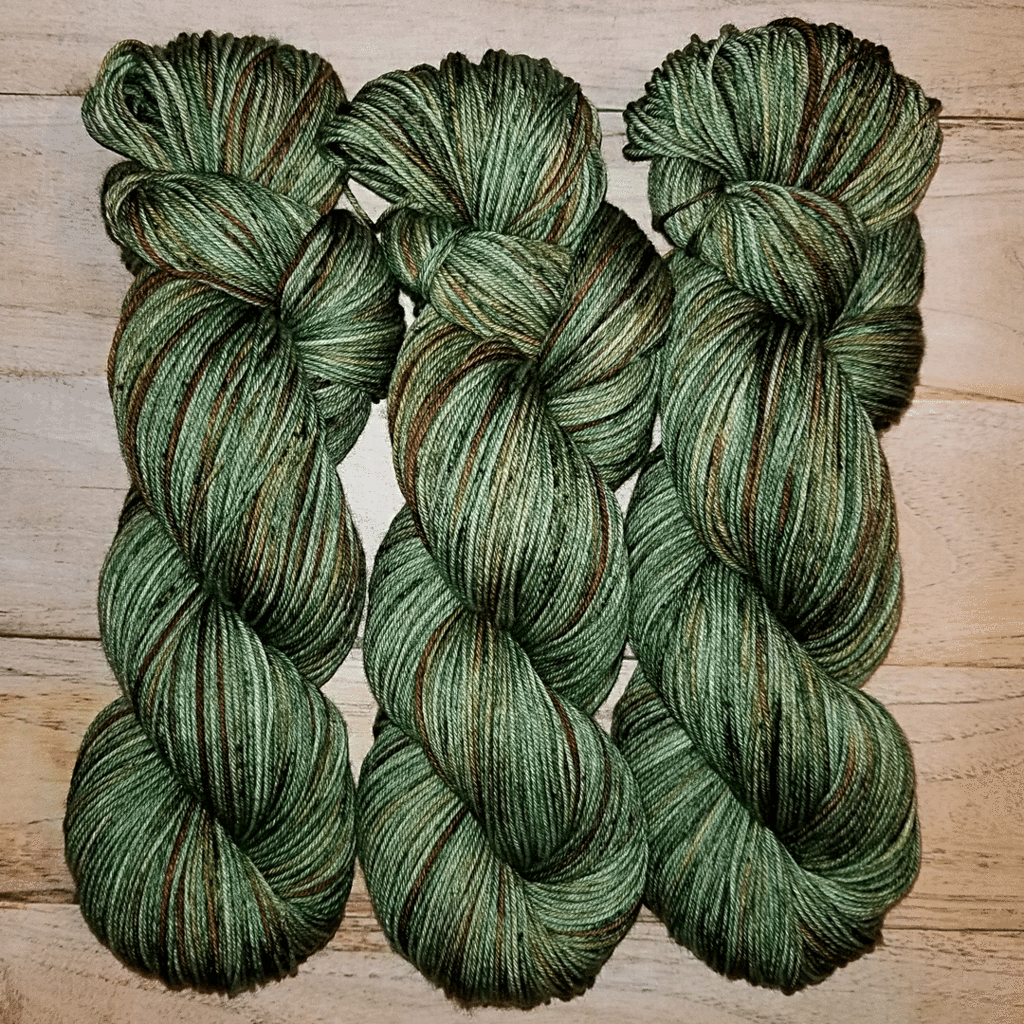 Ryberry Yarns Fingering-Tobacco Road