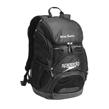 SPEEDO TEAMSTER 35L BACKPACK - EMBROIDERED