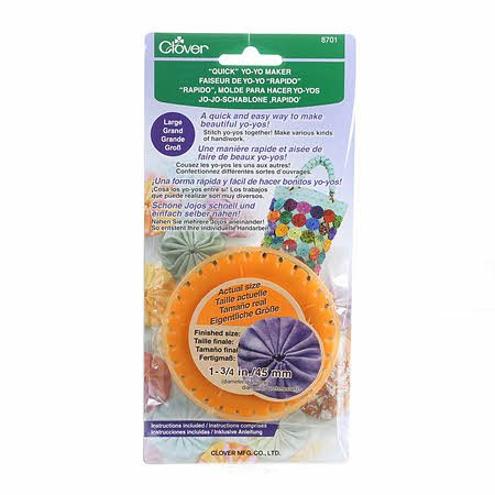Clover Quick Yo-Yo Maker Large