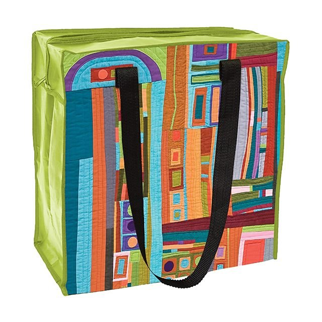 New York City Scape Tote