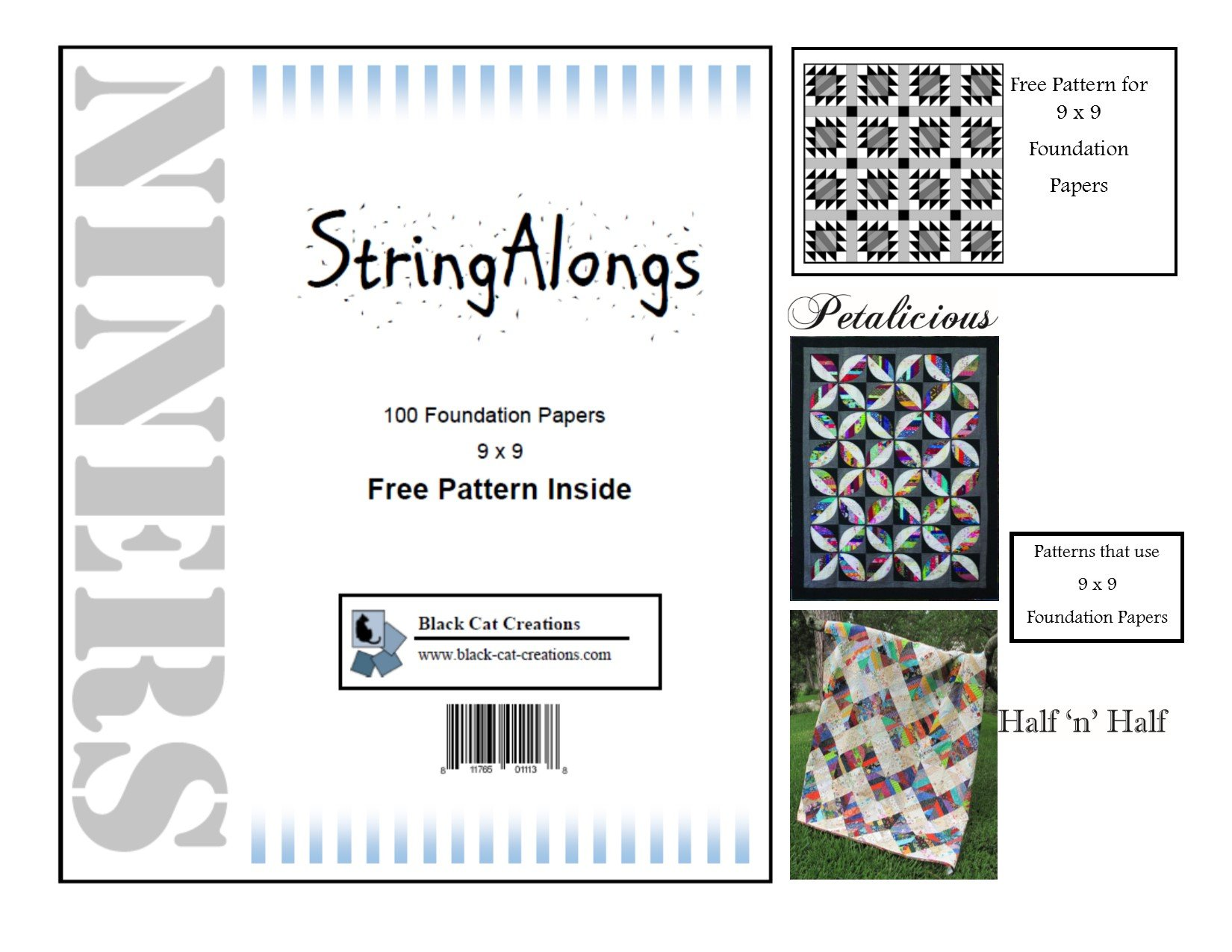 StringAlongs 9 x 9