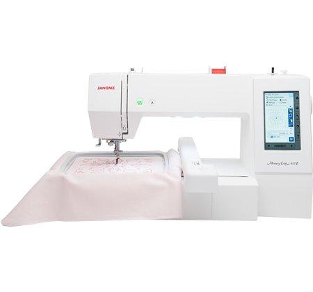 Janome 400E Embroidery Machine