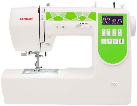 Janome 6050