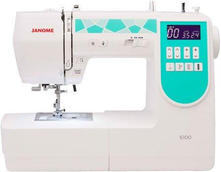 Janome 6100