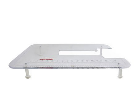 #861406014 Janome Extra-Wide Table- Skyline 9/7/5/3