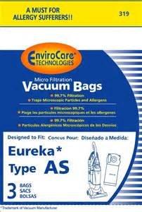 Eureka AS Bags- 3 Pack