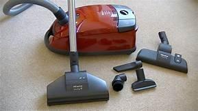 Miele C1 Vacuum Compact Homecare- Red