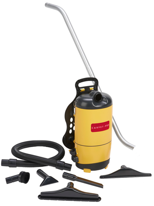 Backpack Vacuum-Carpet Pro