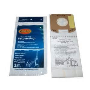 Electrolux/Sanitaire SL Bags-3 Pack