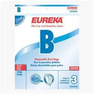 Eureka B Bag- 3 pack