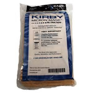 Kirby G4 & G5 Bag- 9 Pack
