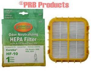 Eureka Filter-HF10 Charcoal