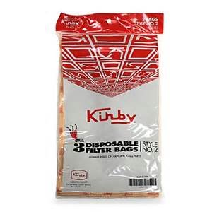 Kirby Style 2 Bags-3 Pack