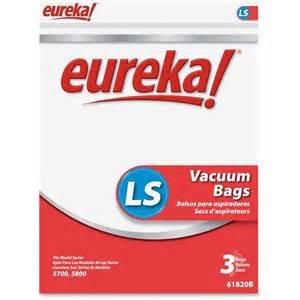 Eureka LS bags